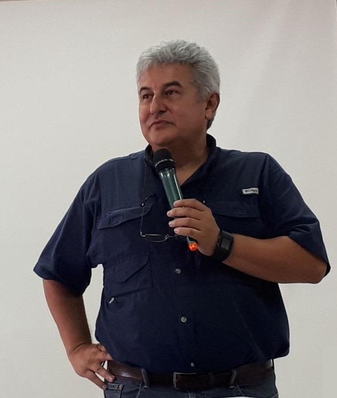 Palestra com Marcos Pontes